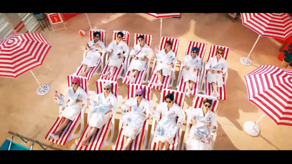 THE BOYZ Enjoys The Excitement of Summer in The Comeback MV 'Thrill Ride'