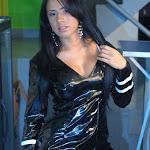 Andrea Rincon, Selena Spice Galeria 5 : Vestido De Latex Negro Foto 96