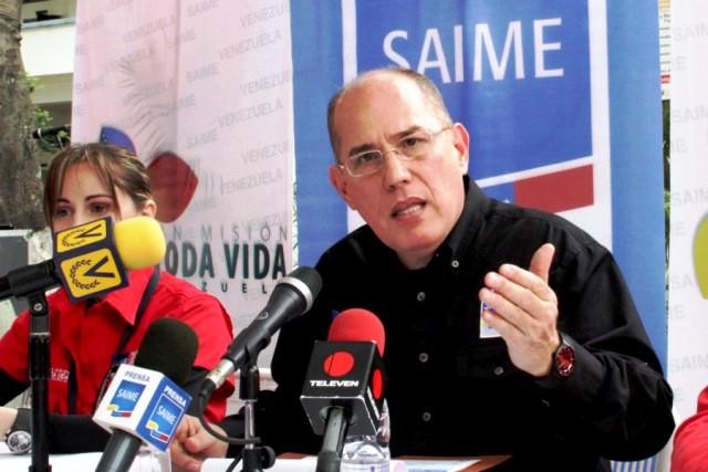 """Juan Carlos Dugarte: """"Si no necesita viajar no solicite pasaporte"""""""