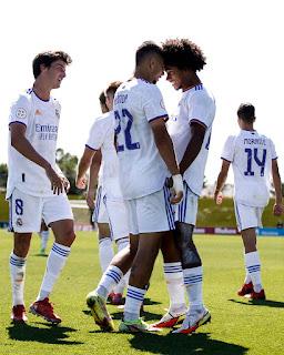 Ganar ante cualquier adversidad. Real Madrid Castilla 2-1 Nàstic.