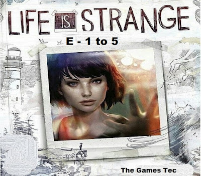 Life Is Strange All Episodes PC Game Download