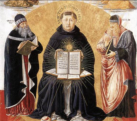 thomas aquinas and aristotle s metaphysics Introduction in duodecim libros metaphysicorum expositio - thomas' great work on aristotle's great work - was probably written 1270-1272, although other sources say 1268.