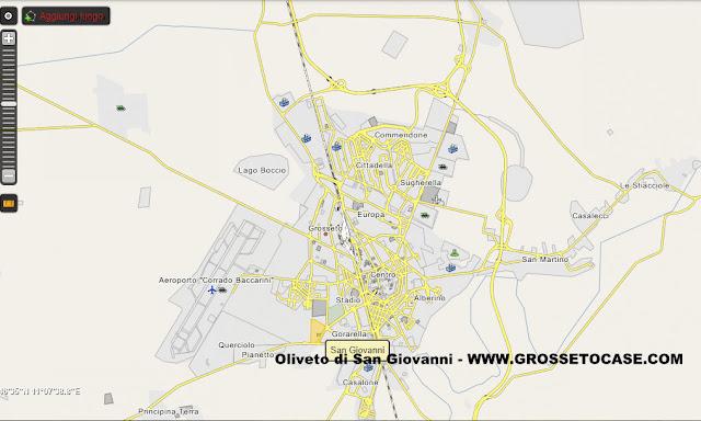 appartamento vendita Grosseto Oliveto San Giovanni, bilocale, trilocale, quadrivano, 5 vani, www.grossetocase.com