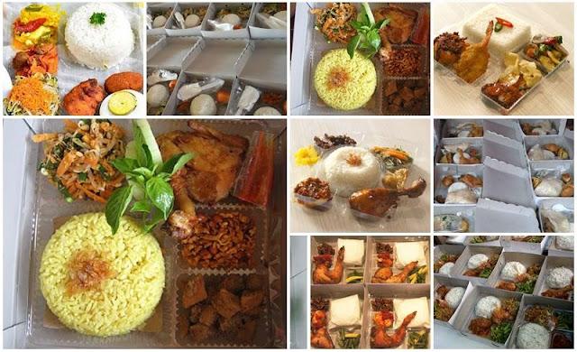 Warna dan Rasa dalam Nasi Box Yogyakarta