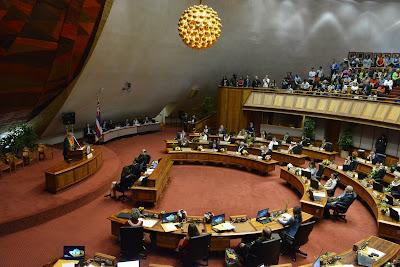photo courtesy of Hawaii House majority