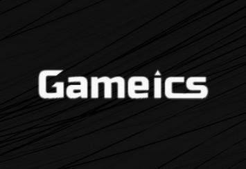 Gameics Brand Logo