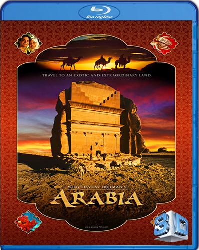 IMAX: Arabia [BD25] [3D] [2011] [Español]