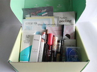 Althea Raya Box