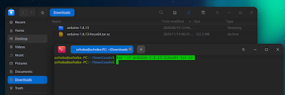 Linux Arduino IDE
