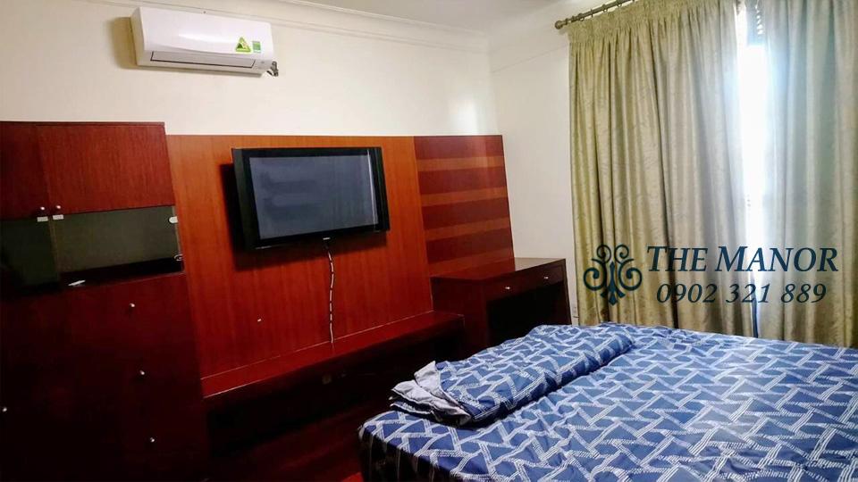 The Manor 1 HCM cho thuê căn hộ 3 phòng ngủ block AW giá rẻ bất ngờ  - hình 5