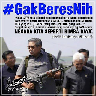 SBY: Kalau Mantan Presiden Saja Disadap, Bagaimana Rakyat?
