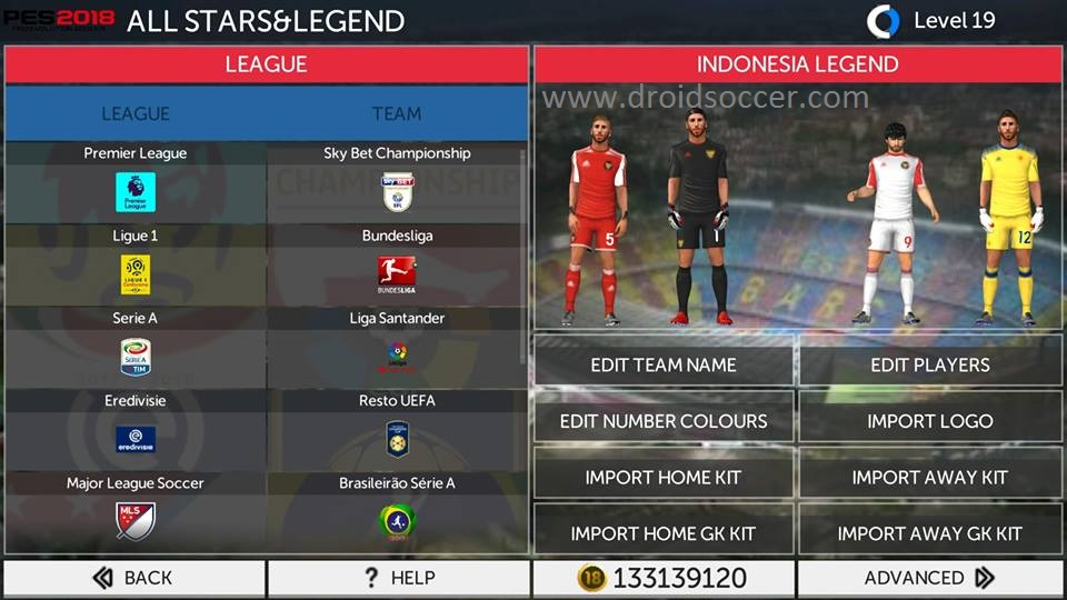 Android obb Data mod dream League soccer 2 05