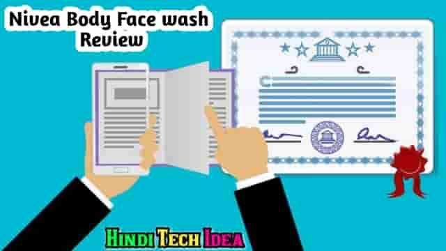 Nivea Face Wash Review