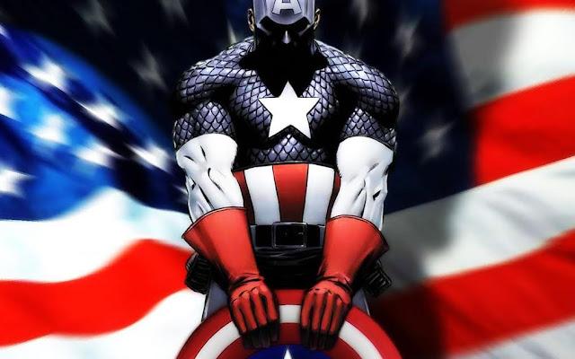 Revelada na HQ Capitão América: Steve Rogers mostra o outro lado do herói. Seria um Capitão América de uma realidade paralela ou mundo alternativo?