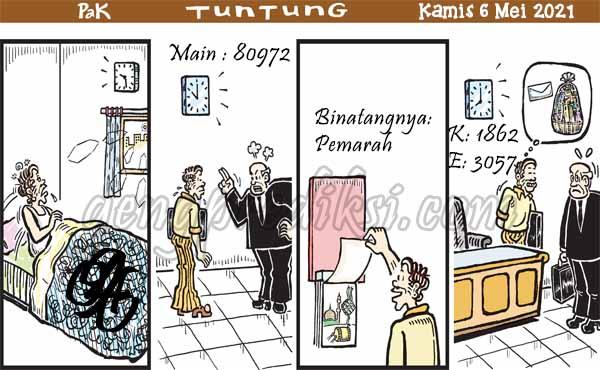 Syair HK Boru Sunda Hari Kamis