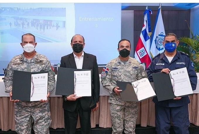 Firman Protocolo Búsqueda y Salvamento en accidentes de aviación