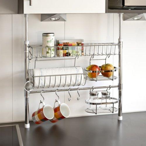 10 idee fai da te salvaspazio per fare ordine in cucina