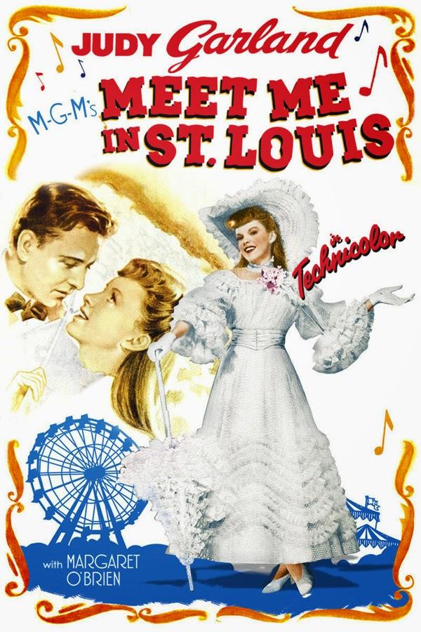 Apologia Pro Literati Vita: Movie Review: Meet Me in St  Louis