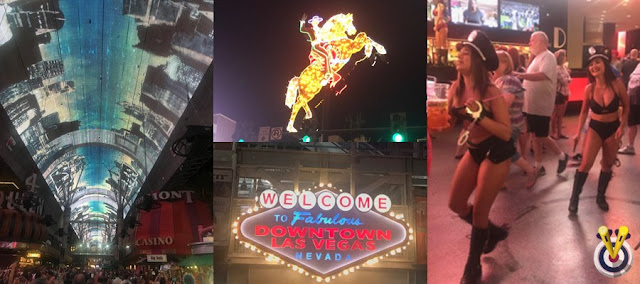 Las Vegas Collage