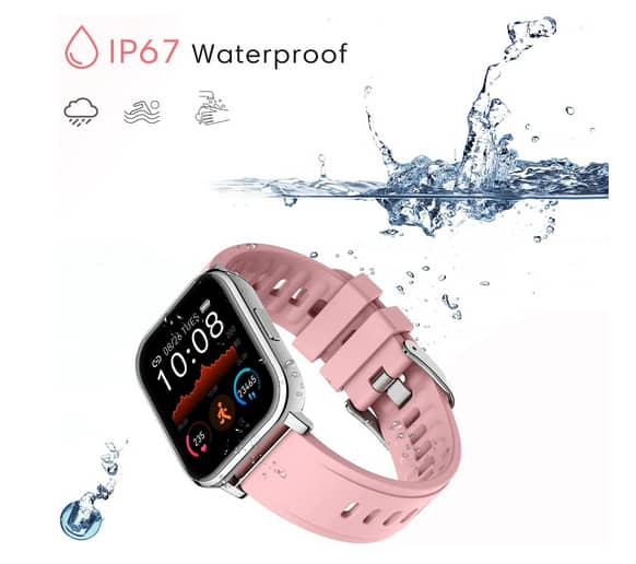 OUTUVAS Fitness IP67 Swimming Waterproof Smart Watch