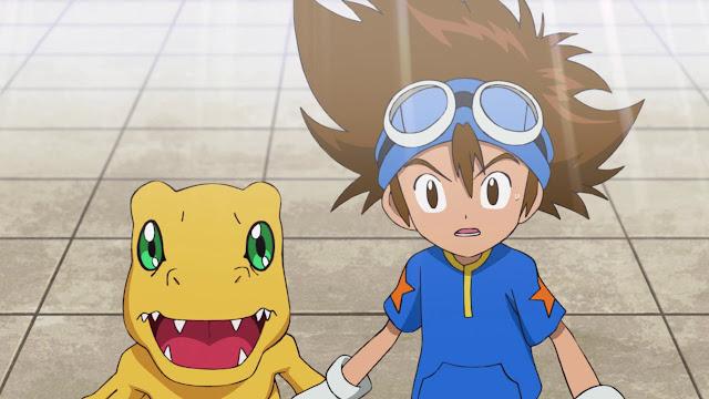 Digimon Adventure: (2020) Episode 16 Subtitle Indonesia