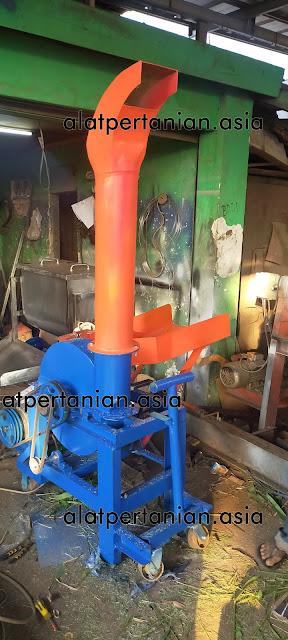 mesin pencacah rumput pakan ternak