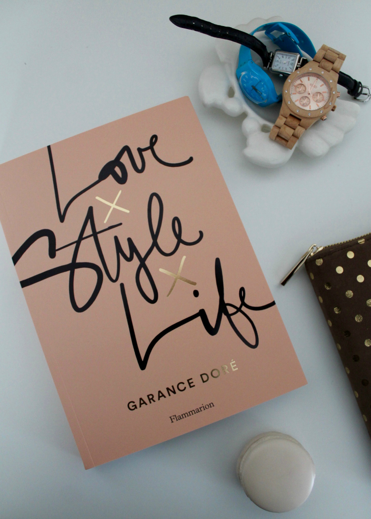 Love Style Life Garance Doré [Coffee Table Books for the Fashion Blogger]