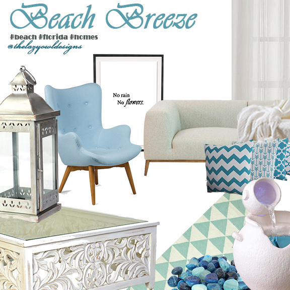 Phenomenal Beach Breeze Mood Board The Lazy Owl Designs Caraccident5 Cool Chair Designs And Ideas Caraccident5Info