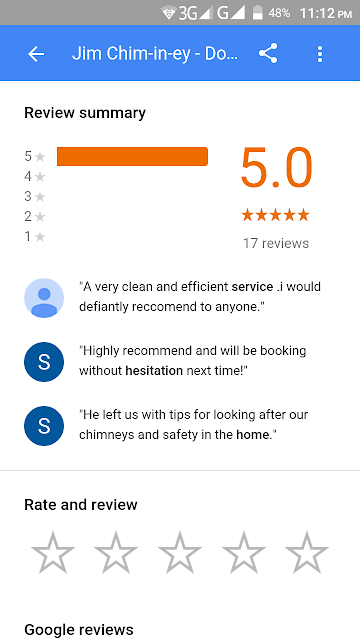 chimney sweep best in bournemouth review