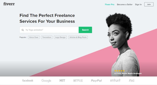 Fiverr Review 2021 - Fiverr Buyers and Sellers