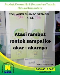 COSHAM Collagen Shampo Stemcell Apel