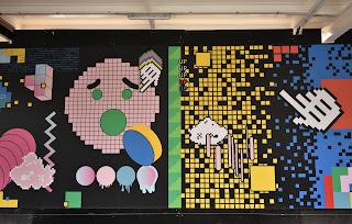 Street Art in Darlinghurst by Tegan Wotton