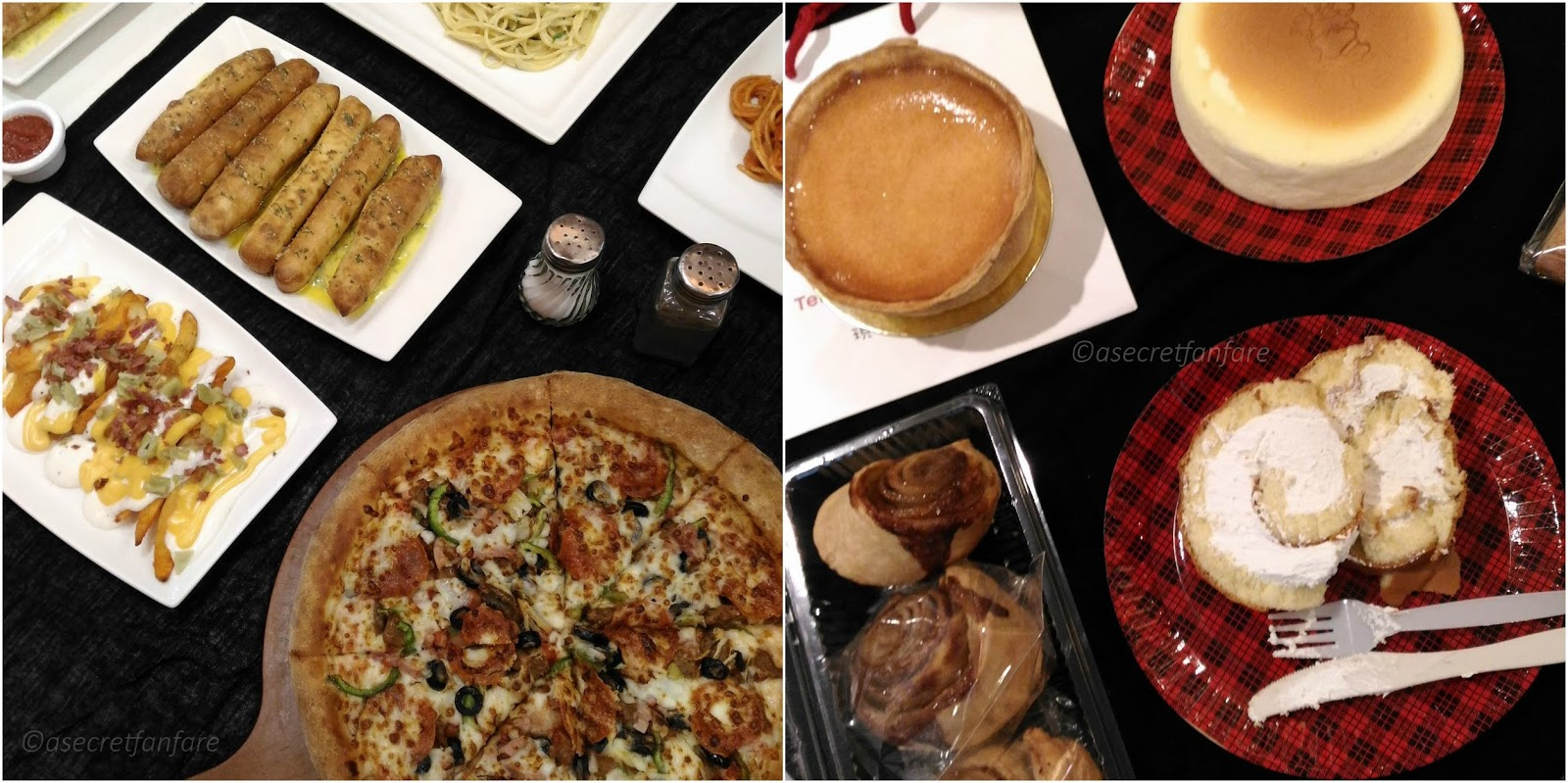 Amore Cucina Kapitolyo Double Looloo Rendezvoos Papa John S Pizza Uncle Tetsu