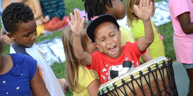 Artigo sobre A música e seus benefícios na formação do caráter da criança