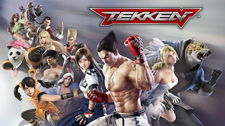 Image of Download Tekken Mod - Game Android Apk + Data
