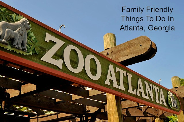 Family Friendly Things to Do in Atlanta, Georgia