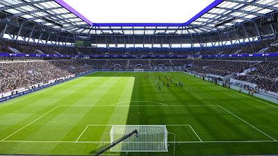 PES 2020 Stadium Lotto Park Mock-Up