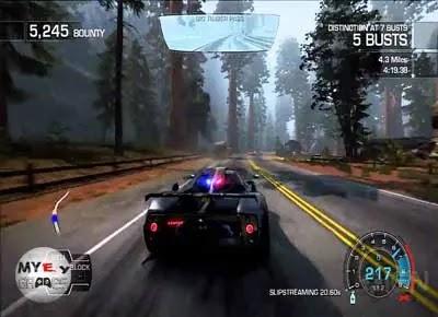 شرح تحميل لعبة Need for Speed Hot Pursuit 2010 تورنت