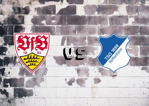 Stuttgart vs Hoffenheim  Resumen