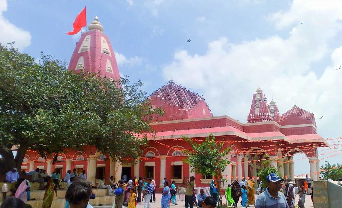 nageshwar jyotirlinga temple live darshan, history in hindi (nageshwar temple timings)