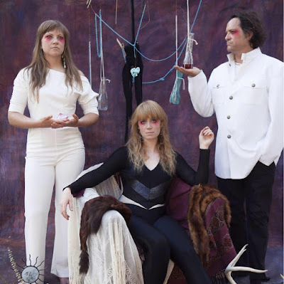 "Ace Of Wands' gothic folk rocker ""Lioness"" cloaked in Americana mysticism"