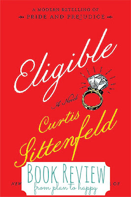 Eligible by Curtis Sittenfeld is a modern retelling of Pride and Prejudice with Jane as a yoga instructor, Chip Bingley as a reality show contestant, and Lizzy as a magazine editor. You'll love this book!