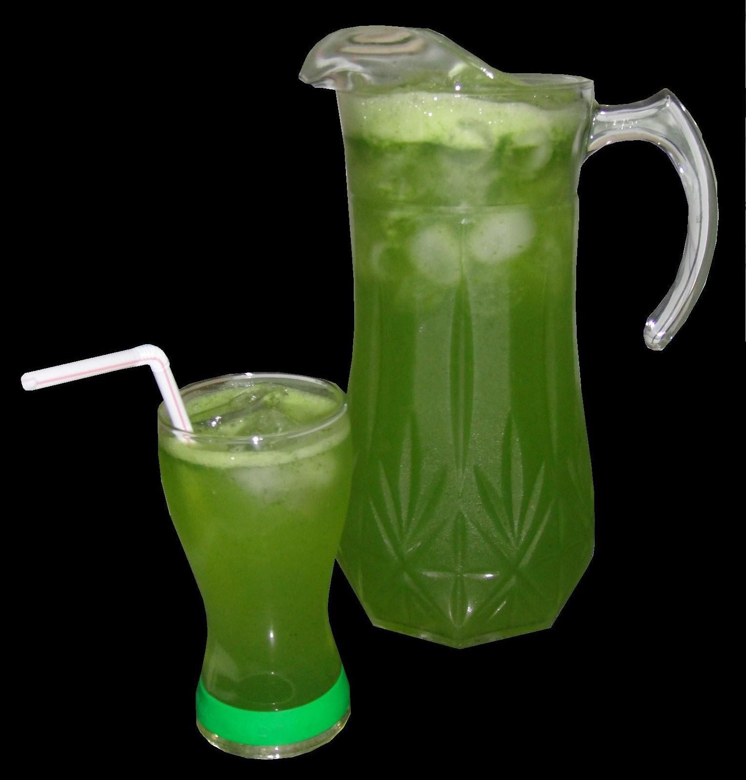 Maryam's Culinary Wonders: 340. Lemon-Mint Refresher Drink