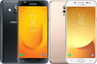 Perbandingan Samsung Galaxy J7 Duo vs J7 Plus
