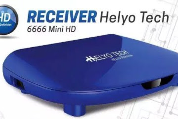 Firmware Receiver Helyo Tech 6666 Mini HD
