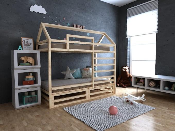Кровать-домик Джули 70х140  ТМ MegaOpt