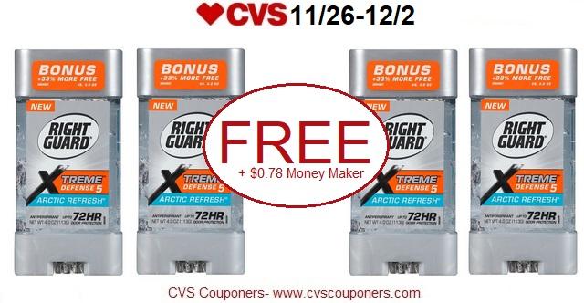 http://www.cvscouponers.com/2017/11/free-078-money-maker-for-right-guard.html
