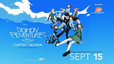 Digimon Adventure Tri : Movie Series - Hindi Dubbed (Sonic India) HD Download