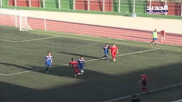 بث مباشر النجمة والتضامن صور البث مباشر كأس لبنان مباراة اليوم