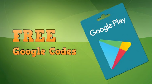 Get Free Redeem Code For Google Play Store